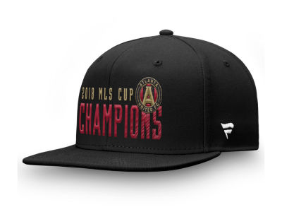 Atlanta United FC 2018 MLS Cup Champ Snapback Cap