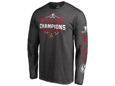 Atlanta United FC 2018 MLS Men's Classic Champ Long Sleeve T-Shirt
