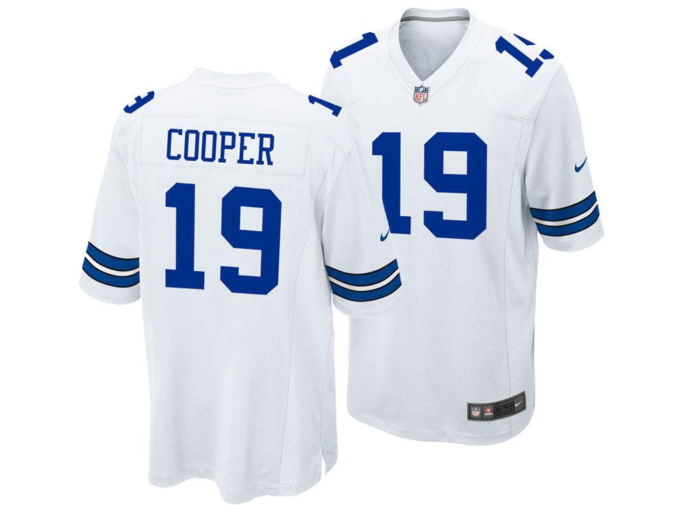 Dallas Cowboys Amari Cooper Nike NFL Men s Game Jersey  98a92cf14