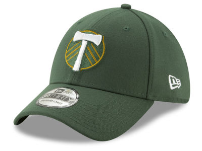 Portland Timbers New Era MLS Team Classic 39THIRTY Cap