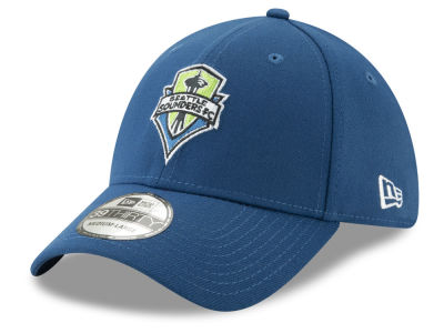 Seattle Sounders FC New Era MLS Team Classic 39THIRTY Cap