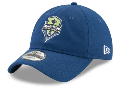 Seattle Sounders FC New Era MLS Core 9TWENTY Cap