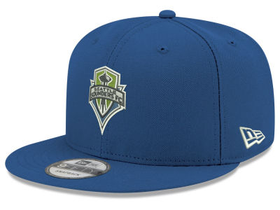 Seattle Sounders FC New Era MLS Kids Core 9FIFTY Snapback Cap