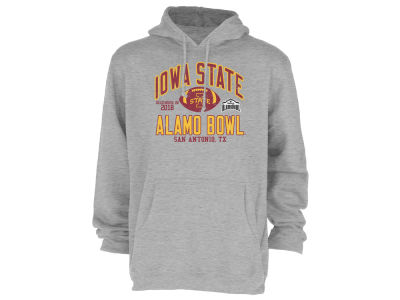 Iowa State Cyclones Blue 84 2019 NCAA Men's Bowl Bound Hooded Sweatshirt