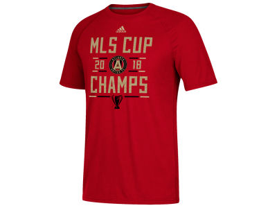 Atlanta United FC adidas 2018 MLS Men's Cup Glitch Champ T-Shirt
