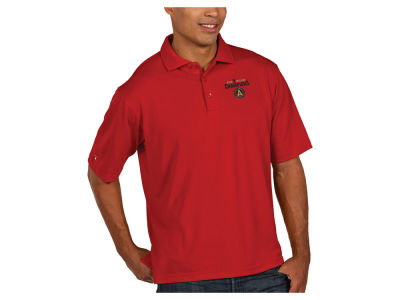 Atlanta United FC Antigua 2018 MLS Men's Champ Pique Polo
