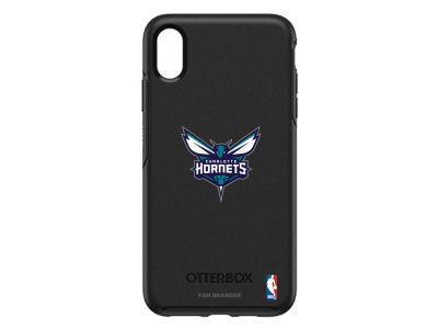 Charlotte Hornets OtterBox iPhone XS Max Symmetry Case