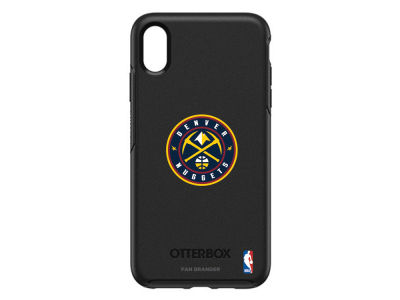 Denver Nuggets OtterBox iPhone XS Max Symmetry Case