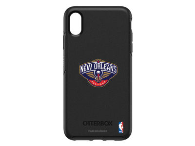 New Orleans Pelicans OtterBox iPhone XS Max Symmetry Case