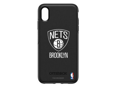 Brooklyn Nets OtterBox iPhone XS Max Symmetry Case