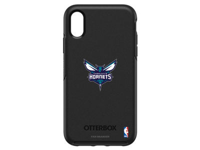 Charlotte Hornets OtterBox iPhone XR Symmetry Case