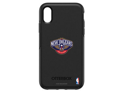 New Orleans Pelicans OtterBox iPhone XR Symmetry Case