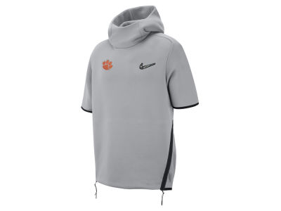Clemson Tigers Nike 2018 NCAA Men's College Football Playoff Short Sleeve Therma Hoodie