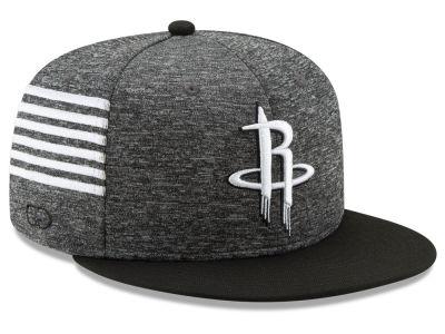 Houston Rockets New Era NBA X Grungy Gentleman 9FIFTY Snapback Cap 46dd33445433