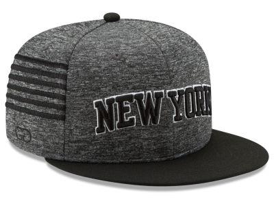 New York Knicks New Era NBA X Grungy Gentleman 9FIFTY Snapback Cap 82aacd2c855