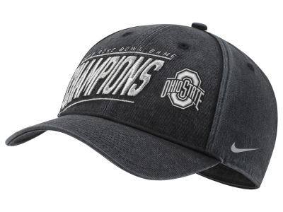 quality design 7ad3a 87683 ... cheap ohio state buckeyes nike 2019 ncaa rose bowl champ adjustable cap  0b31a dcf89 ...
