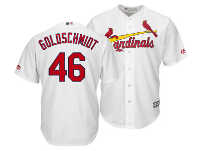 St. Louis Cardinals Paul Goldschmidt Majestic MLB Youth Player Replica Cool Base Jersey