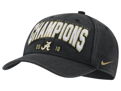 Alabama Crimson Tide Nike 2018 NCAA Orange Bowl Champ Adjustable Cap
