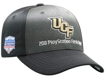 University of Central Florida Knights Top of the World 2018 NCAA Fiesta Bowl Bound Adjustable Cap