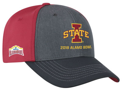 Iowa State Cyclones Top of the World 2018 NCAA Alamo Bowl Cap