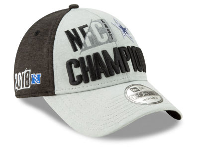 Dallas Cowboys New Era 2018 NFL Division Champ 9FORTY Cap