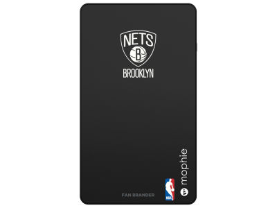 Brooklyn Nets Mophie NCAA Power Station Mini Case