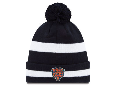 Chicago Bears New Era 2018 NFL Chase Pom Knit