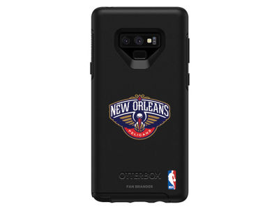 New Orleans Pelicans OtterBox NBA Galaxy Note 9 Symmetry Case