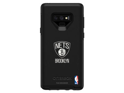 Brooklyn Nets OtterBox NBA Galaxy Note 9 Symmetry Case