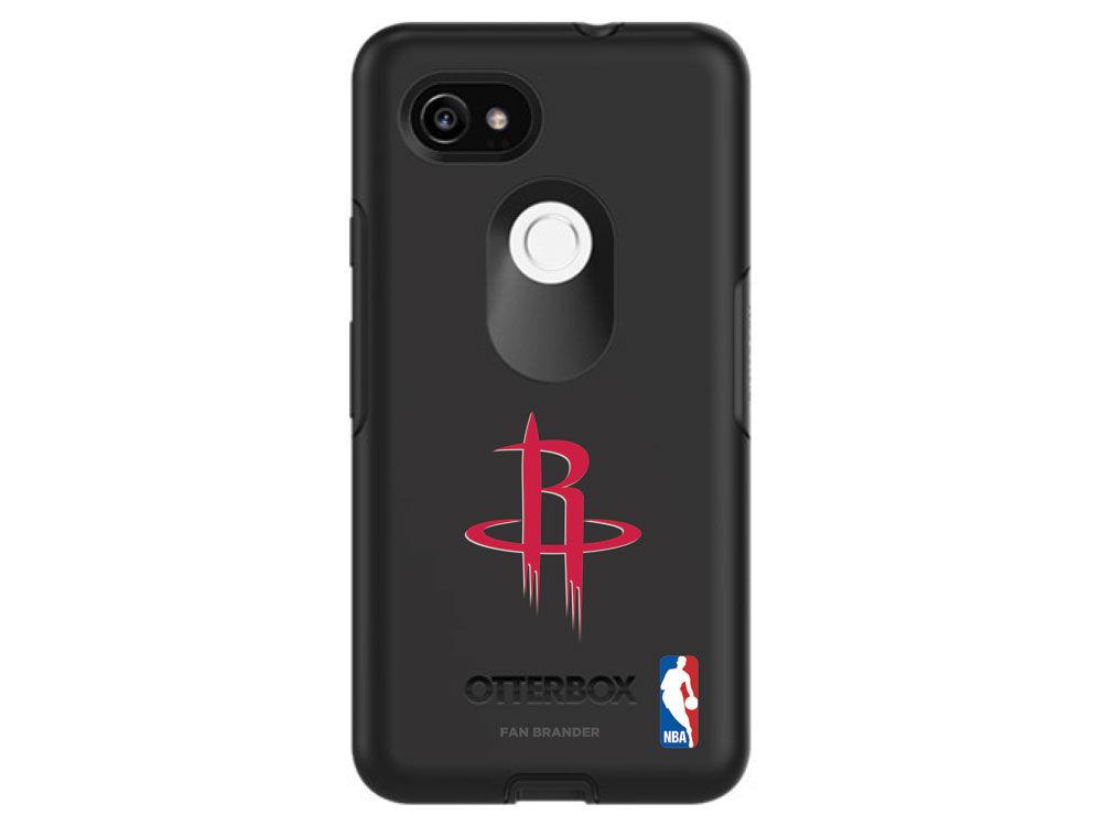 new concept 18185 4d1cc Houston Rockets OtterBox NBA Google Pixel 2 XL Symmetry Case