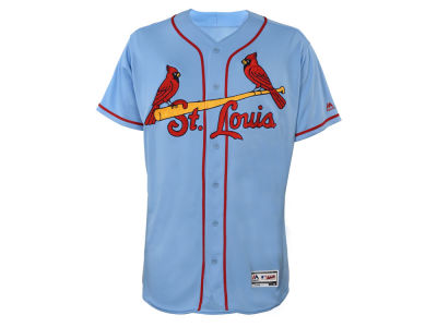 St. Louis Cardinals Majestic MLB Men s Flexbase On-Field Jersey 6be75c145b9