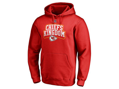Kansas City Chiefs Nike NFL Men's Playoffs Local Package Hoodie