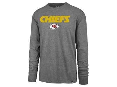 Kansas City Chiefs '47 NFL Men's Pregame Super Rival Long Sleeve T-Shirt