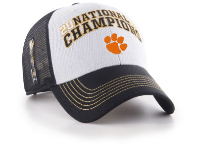 Clemson Tigers '47 2019 NCAA College Football Playoff Championship MVP Cap