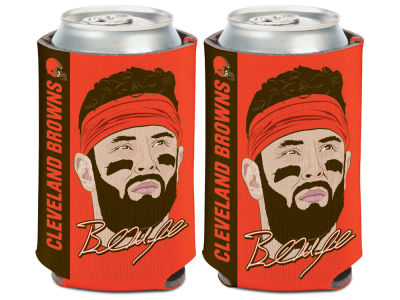Cleveland Browns Baker Mayfield Wincraft Can Coozie