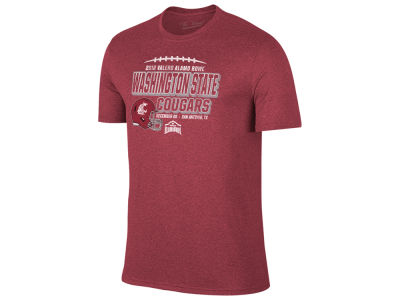 Washington State Cougars The Victory NCAA Men's Alamo Bowl Bound T-Shirt