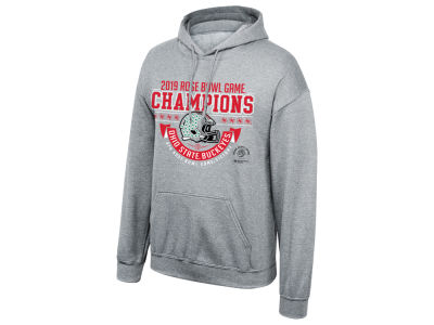 J America 2019 NCAA Men's Rose Bowl Champ Hooded Sweatshirt
