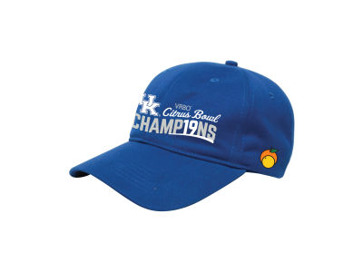 Kentucky Wildcats 2019 NCAA Citrus Bowl Champ Cap