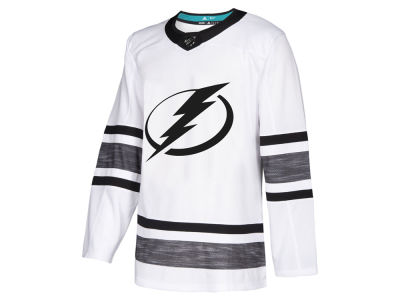Tampa Bay Lightning adidas 2019 NHL Men's All-Star Parley Authentic Jersey