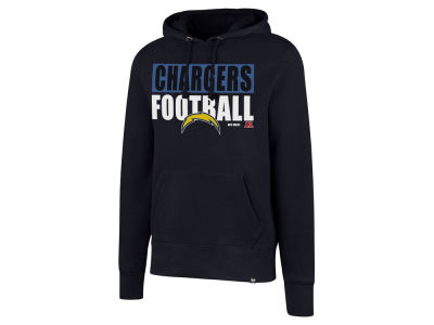 Los Angeles Chargers '47 NFL Men's Headline Hoodie