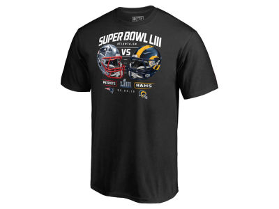 Super Bowl LIII NFL Youth Super Bowl LIII Dueling T-Shirt