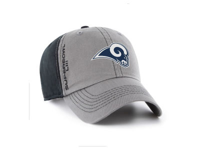 7534822da56 Los Angeles Rams  47 NFL Super Bowl LIII Climb CLEAN UP Cap