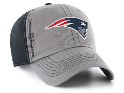 New England Patriots '47 NFL Super Bowl LIII Climb CLEAN UP Cap