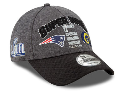 Super Bowl LIII New Era NFL Super Bowl LIII Dueling Teams 9FORTY Cap