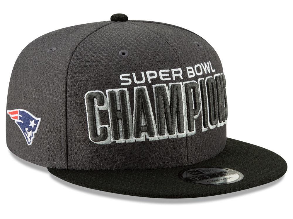 New England Patriots New Era NFL Super Bowl LIII Championship Parade 9FIFTY  Snapback Cap  6253e22e8