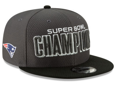 New England Patriots New Era NFL Super Bowl LIII Championship Parade 9FIFTY Snapback Cap