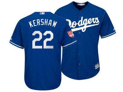 low priced 5b829 c31c9 Clayton Kershaw Jerseys & T-Shirts - Los Angeles Dodgers #22 ...