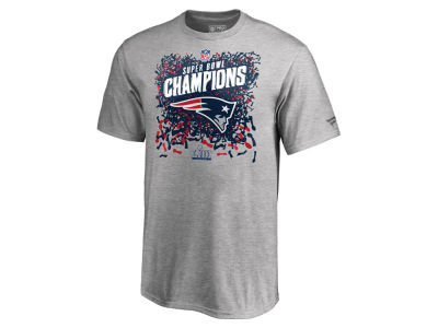 New England Patriots Majestic NFL Men s Super Bowl LIII Championship  Official Locker Room Trophy Collection T 0ccabe90065