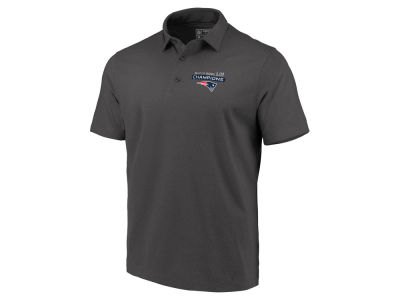 New England Patriots Majestic NFL Men's Super Bowl LIII Championship Play Action Pass Polo