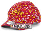 Iowa State Cyclones New Era NCAA Toddler Pattern 9FORTY Cap Adjustable Hats